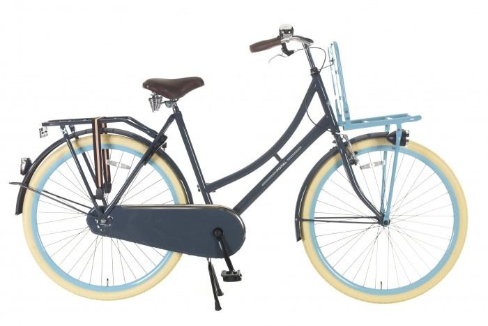 Popal Urban Carry 28 inch: Grijs Blauw
