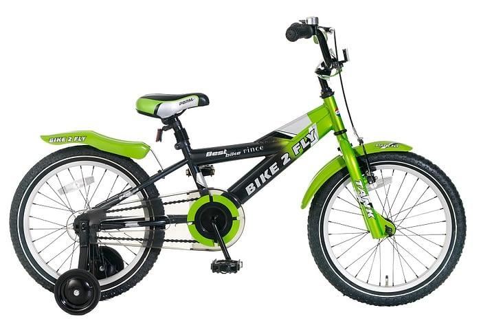 popal-bike-2-fly-jongensfiets-18-inch-groen