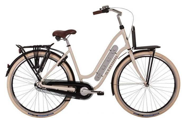 puch strong dames transportfiets