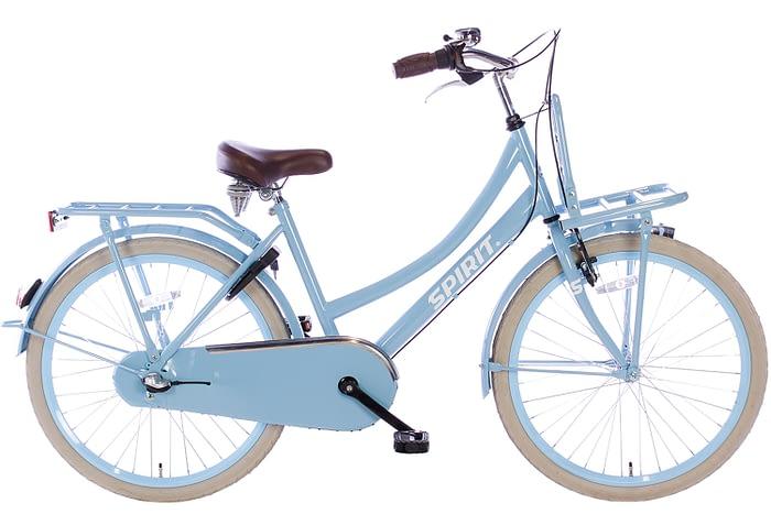 spirit-cargo-N3-blauw-24 inch meisjesfiets