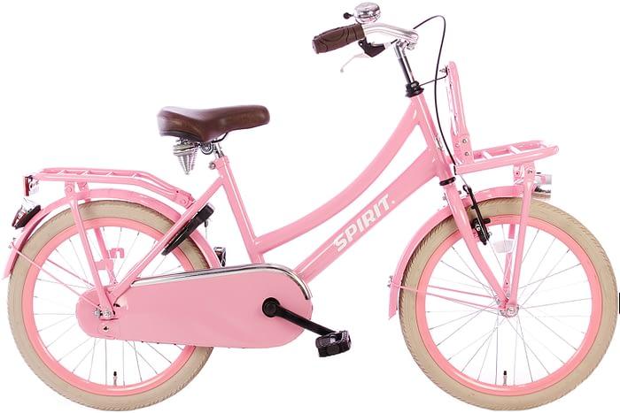 spirit-cargo-roze-20 inch meisjesfiets