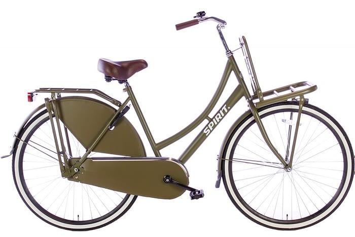 spirit-transporter mat groen
