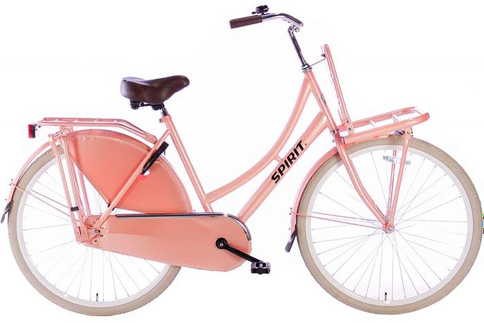 spirit-transporter zalm roze