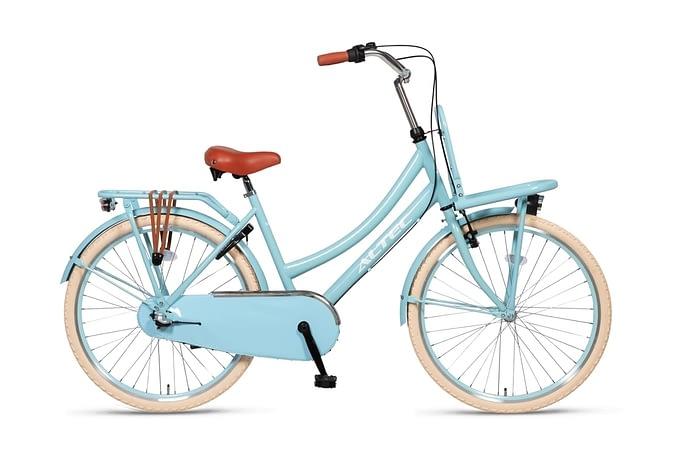 Altec-Dutch-meisjesfiets-26inch-Transportfiets-N3-Sky-Blue
