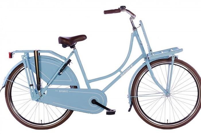 Spirit Omafiets 26 inch (model 2016) Blauw