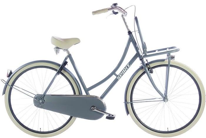 spirit retro 28 inch mat-grijs