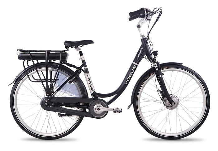 Vogue Premium Elektrische E-bike Damesfiets 2020 Voorwielmotor Framemaat 56cm 13V