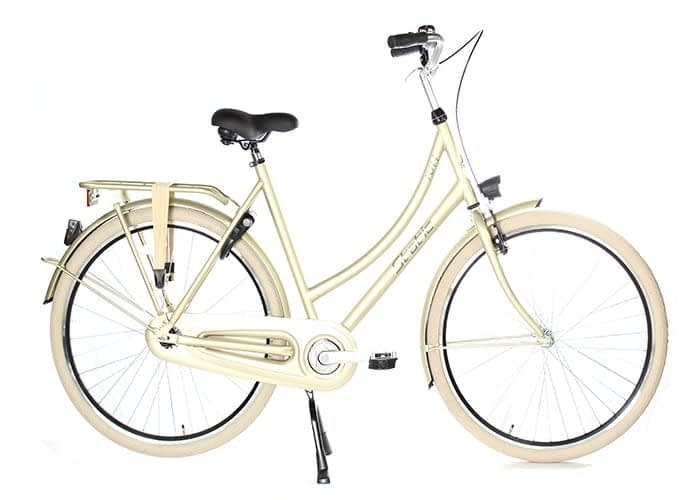 Static Urban 28 inch Dames Stadsfiets Goud