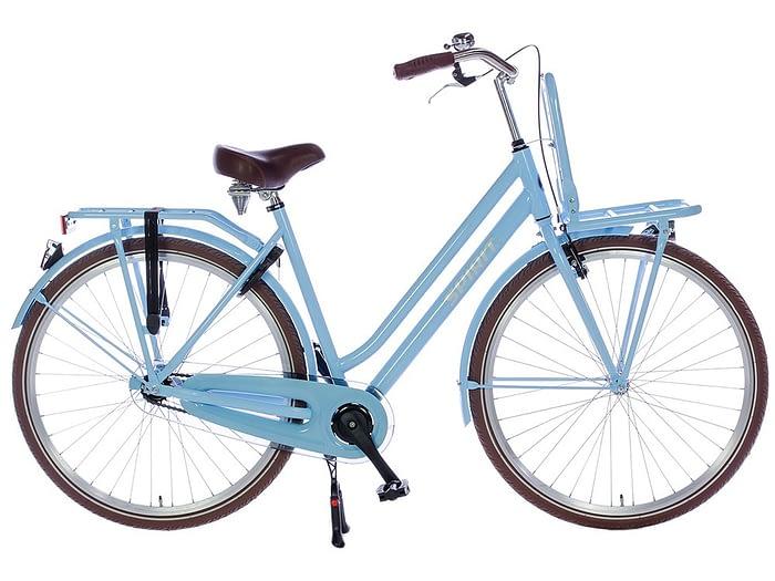 Spirit Urban Damesfiets 28 inch: Blauw