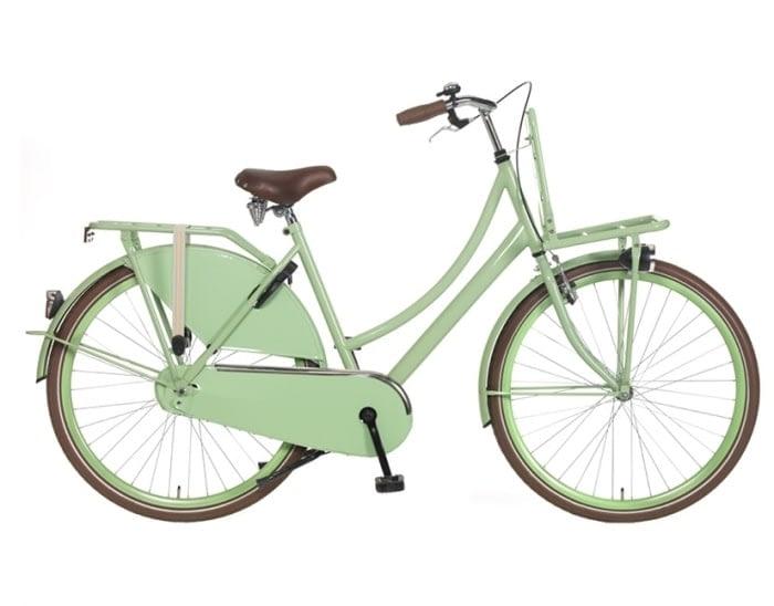 popal transport 53cm 28inch pistache Groen