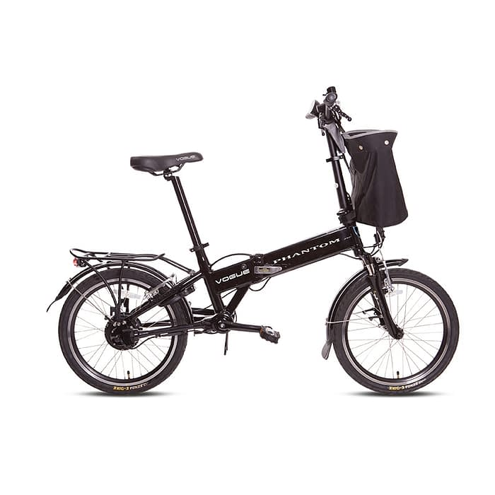 Vogue-Phantom-E-bike-vouwfiets-20-inch-black